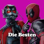 Superhelden, Mutanten & mehr: Die besten Marvel-Filme!