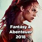 Einfach mal abtauchen: Die besten Fantasy- & Abenteuerfilme 2018
