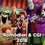 Familientauglich: Lustige Animationsfilme und Komödien 2018
