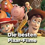 """Die besten Pixar-Filme: Auf welchem Platz findet sich """"Toy Story 4""""?"""