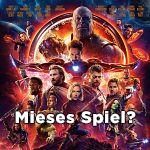 "Debatte: Warum ""Infinity War"" super vs. mies ist"