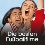 Unter die Latte gezimmert: Die besten Fußballfilme!