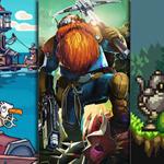 Der MJ-Spieletipp: Pixelpanik, fiese Zwerge und etwas Waterworld