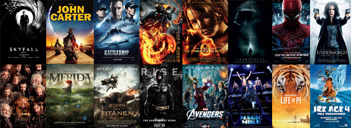 Guten Rutsch mit unserem Moviejones Jahresrückblick 2012!