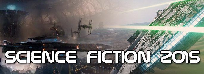 Die besten Science Fiction-Filme 2015