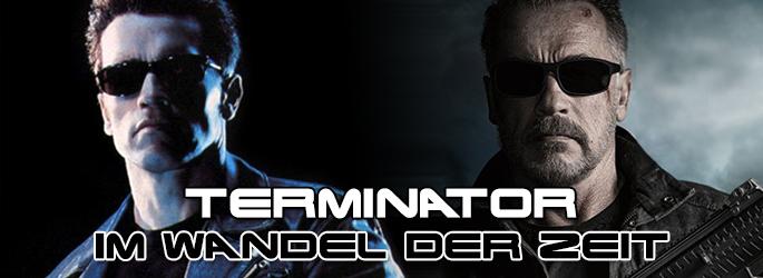 """""""Terminator"""" im Wandel der Zeit - Aufstieg, Abstieg, Wiedergeburt?"""