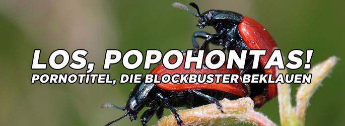 Huch, XXX: Lustige Pornotitel, die Blockbuster beklauen