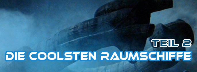 Nur echt mit Warp - Die coolsten Raumschiffe - Teil 2