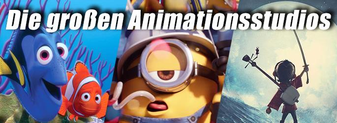 Wo kommen die Minions her? Die bekanntesten Animationsstudios