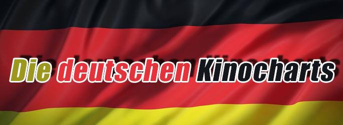 """Kinocharts Deutschland: """"Phantastische Tierwesen"""" begeistert 910T Zuschauer"""