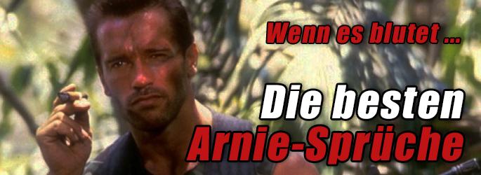 Hasta la vista, Baby! Die coolsten Schwarzenegger-Sprüche
