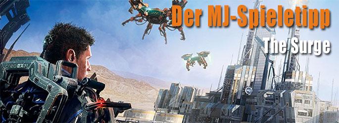 """Der MJ-Spieletipp: """"The Surge"""" - Wenn """"Transformers"""" mit """"Dark Souls"""" flirtet"""