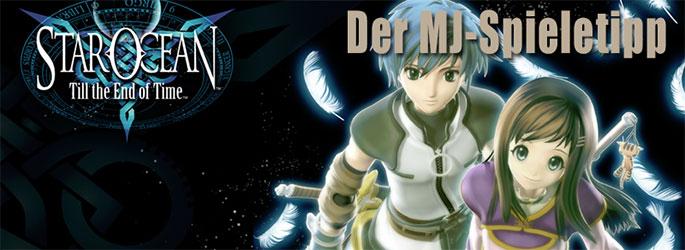 """Der MJ-Spieletipp: Spaceabenteuer mit """"Star Ocean - Till the End of Time"""""""