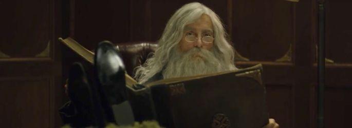 """Das nächste Blomkamp-Filmchen: Sharlto Copley spielt """"God""""?!"""