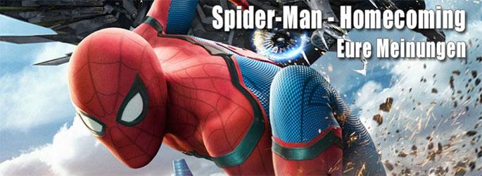 """""""Spider-Man - Homecoming"""" - Deine Meinung ist gefragt"""