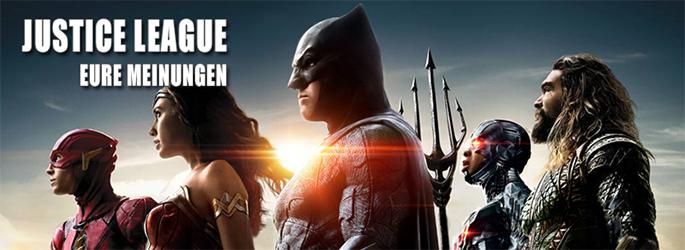 """""""Justice League"""": Hier sind eure Meinungen (waren das viele)"""