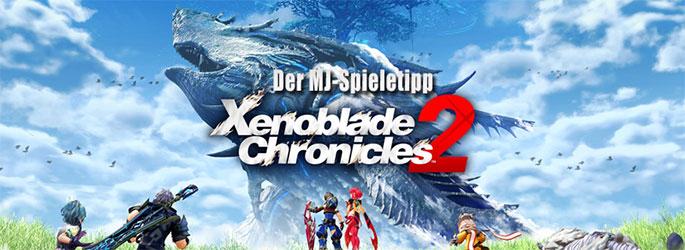 """Der MJ-Spieletipp: """"Xenoblade Chronicles 2"""" mit großer Gewinnchance"""