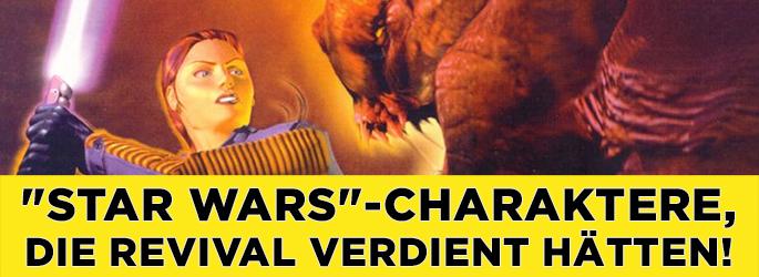 """Diese """"Star Wars""""-Charaktere hätten ein Revival verdient!"""