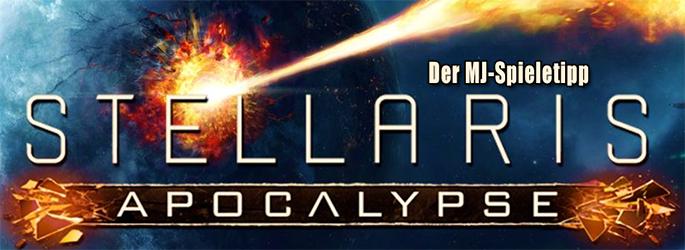 """Der MJ-Spieletipp: """"Stellaris"""" - Lust auf den Weltenvernichter?"""