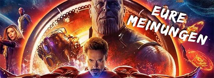 """Avengers - Infinity War"": Dies sind eure Meinungen"