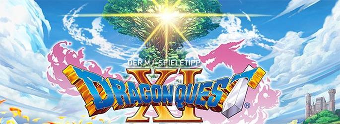 """Der MJ-Spieletipp: Fantasy pur mit """"Dragon Quest XI - Streiter des Schicksals"""""""