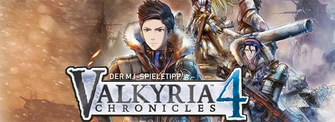 """Der MJ-Spieletipp: """"Valkyria Chronicles 4"""" für taktisch Anspruchsvolle"""