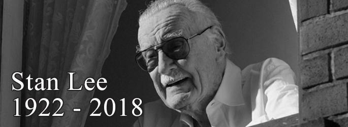 Marvel-Urgestein Stan Lee im Alter von 95 Jahren verstorben