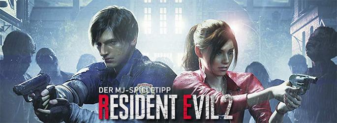 Der MJ-Spieletipp: Rückkehr der Zombies in Raccoon City