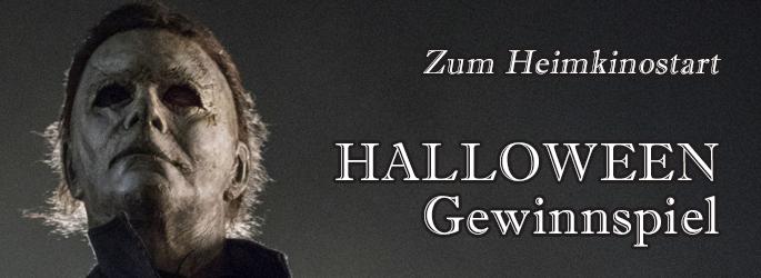 """Gewinne die 4K UHD von """"Halloween"""", das signierte Poster & ein einmaliges Collier!"""