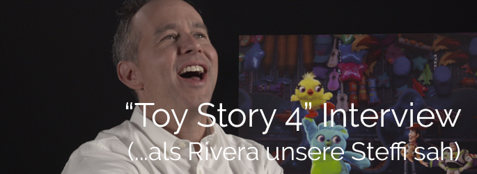 """MJ-Special: Cooles """"Toy Story 4""""-Footage + Interview mit Produzent Rivera"""