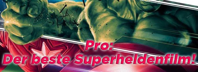 """""""Avengers - Endgame"""" Standpunkt 1: Der beste Superheldenfilm aller Zeiten!"""