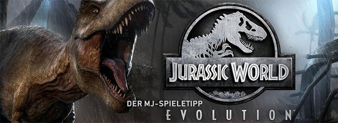 """Der MJ-Spieletipp: """"Jurassic World Evolution"""" wird noch bissiger"""