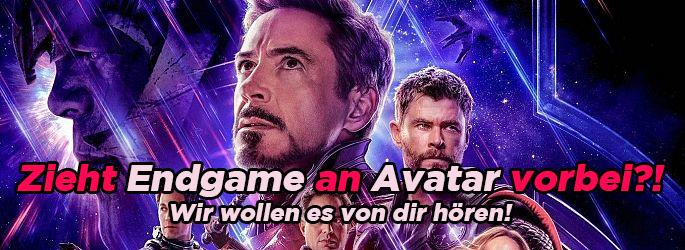 """Der erfolgreichste Film: """"Avengers - Endgame"""" schlägt """"Avatar""""!"""