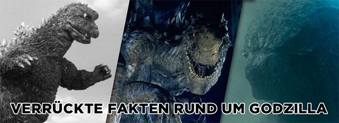 Lang lebe der König: Verrückte Fakten rund um Godzilla!