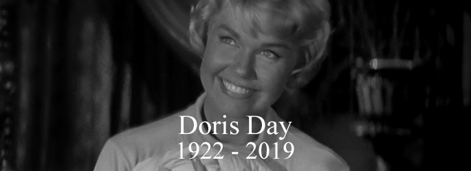 Wir trauern um Hollywood-Legende Doris Day