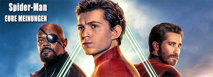 """""""Spider-Man - Far From Home"""": Dies sind eure Meinungen"""