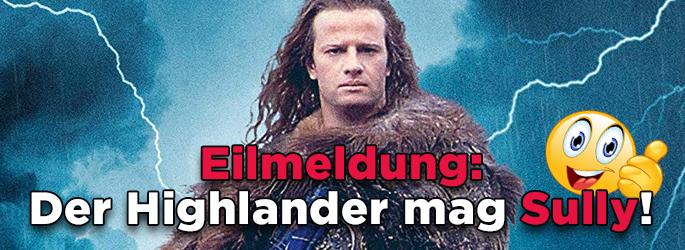Der Highlander mag MJ(-User) :-)