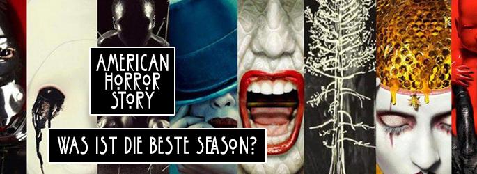 """Was ist die beste """"American Horror Story"""" Staffel?"""
