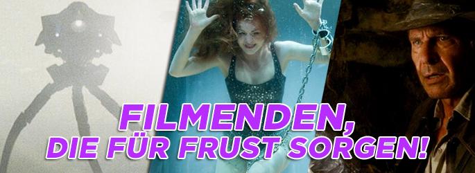 Von wegen Happy End: Filmenden, die für Frust sorgen!
