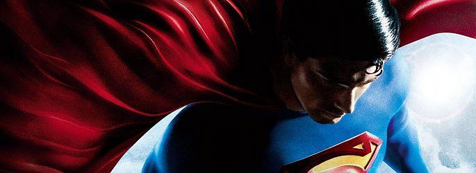 """Brandon Routh statt Henry Cavill: Superman in fünfteiligem """"Arrow""""-Special"""