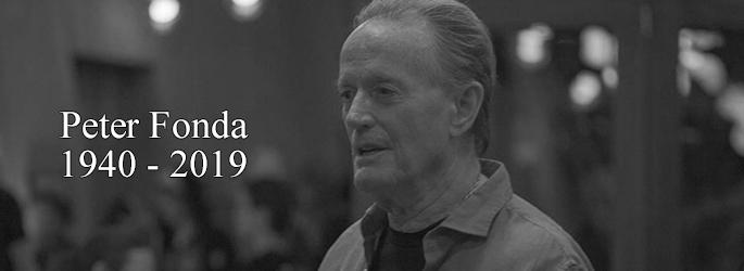 Schauspieler Peter Fonda ist verstorben