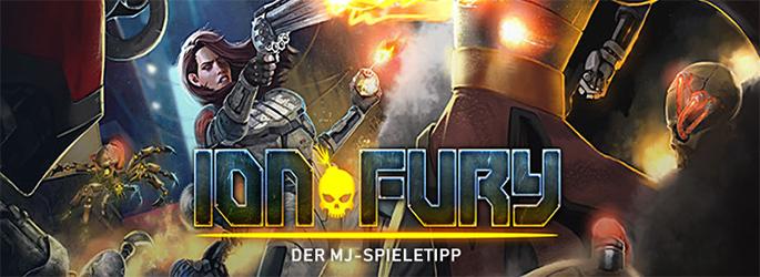 "Der MJ-Spieletipp: ""Ion Fury"" macht selbst Duke Nukem an"