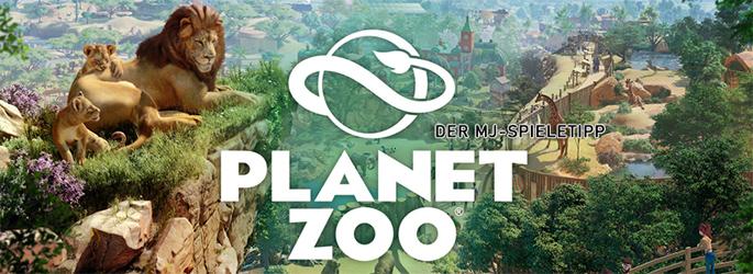 """Der MJ-Spieletipp: """"Planet Zoo"""" weckt den Tierpfleger in dir!"""