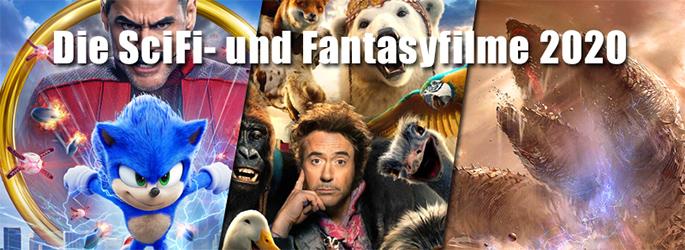 Ausblick 2020: Die wichtigsten Fantasy und SciFi-Filme auf einen Blick