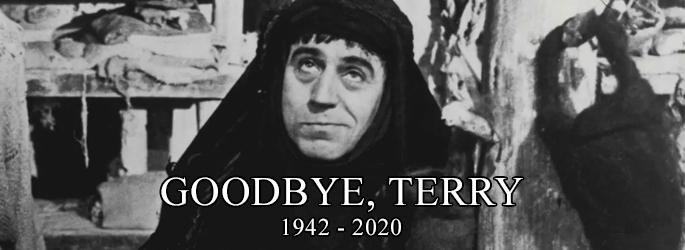 Ach, Monty Python: Terry Jones ist tot