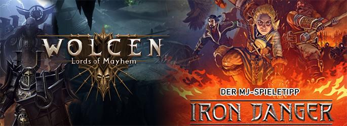 """Der MJ-Spieletipp: RPG-Abenteuer in """"Wolcen"""" und """"Iron Danger"""""""