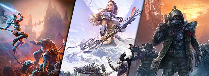 Der MJ-Spieletipp: Endzeit und Fantasywelten