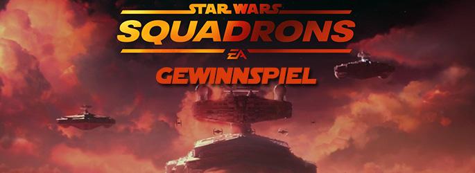 """Gewinne """"Star Wars: Squadrons"""" für die PS4"""