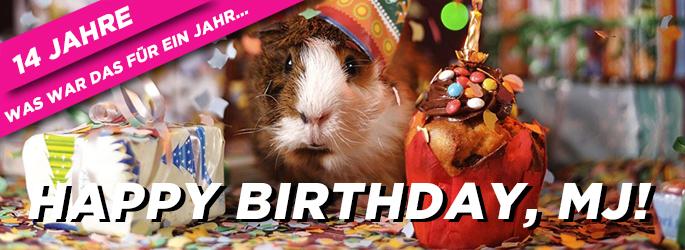 Happy Birthday, Moviejones: Wir sind 14 Jahre alt!