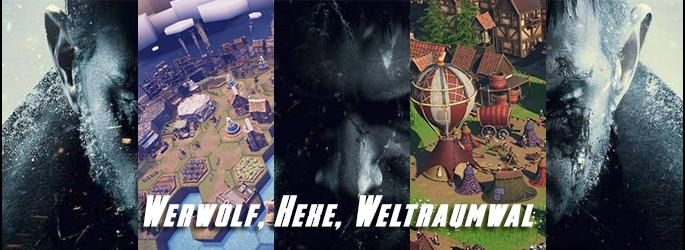 Der MJ-Spieletipp: Von Werwölfen und Weltraumwalen